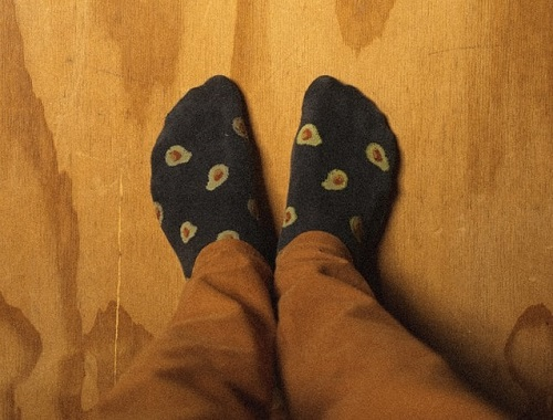 Do you wear socks with barefoot shoes