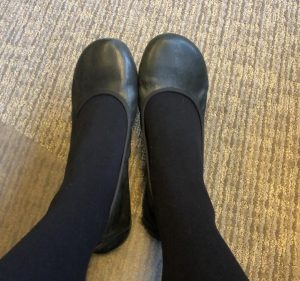Barefoot Ballet Flats