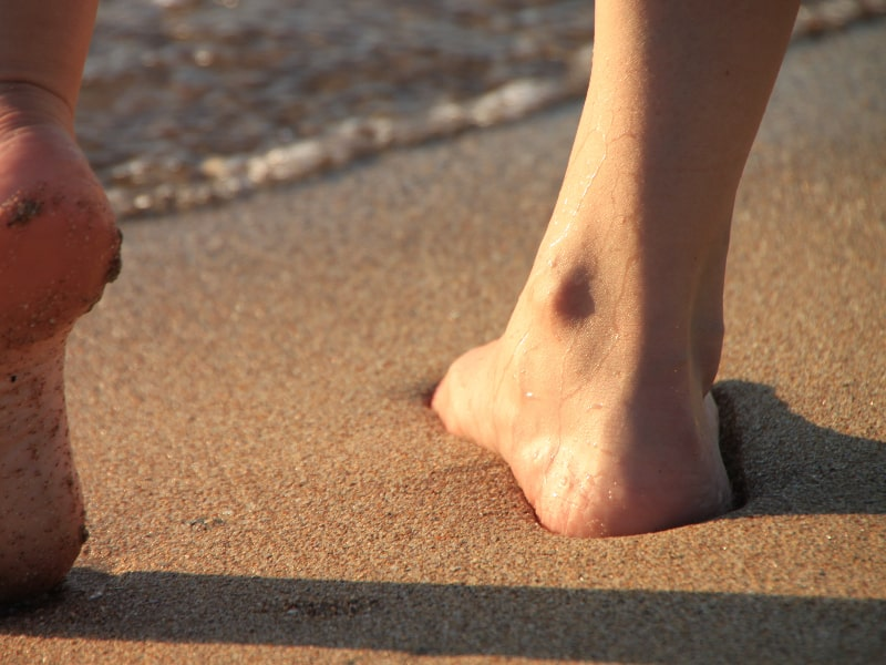 What is Barefoot Running